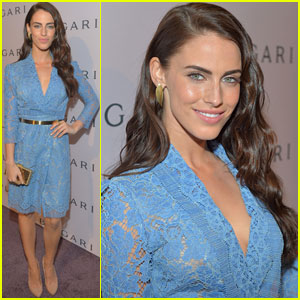 Jessica Lowndes: 10 x 10 and Girl Rising D.J. Night