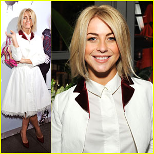 Julianne Hough: Sole Society Soiree!