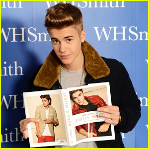 Justin Bieber: 'I Wanna Do A Concert In Space!'