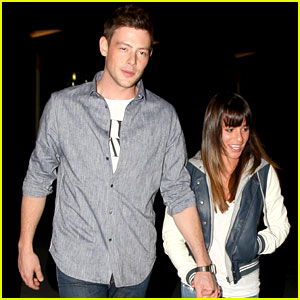 Lea Michele &#038; Cory Monteith: Post-Super Bowl Movie!