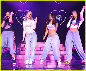 Little Mix: Wolverhampton Concert Pics!