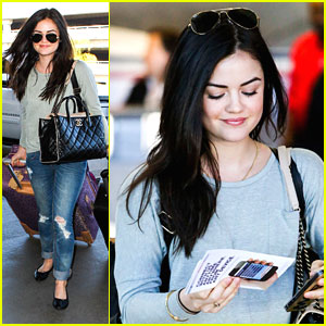 Lucy Hale: Back To Nashville