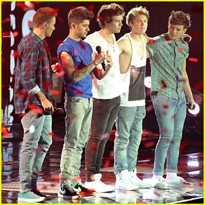 One Direction: O2 Arena Performance!