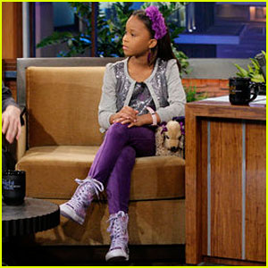 Quvenzhane Wallis: 'I Want To Meet Demi Lovato!'