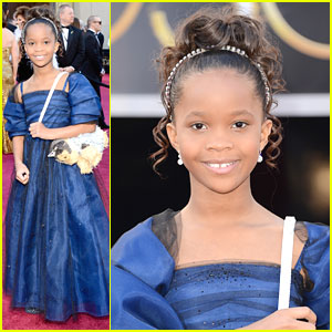 Quvenzhane Wallis - Oscars 2013