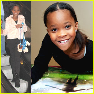 Quvenzhane Wallis: The New 'Annie'?