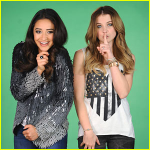 Shay Mitchell: MTV's '10 On Top' Co-Host!