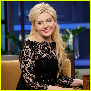 Abigail Breslin: 'Nicki Minaj Is My Favorite Idol Judge!'