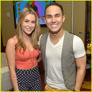 Alexa Vega & Carlos Pena: Kids' Choice Awards 2013 Couple!