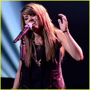 American Idol Top 9: Angie Miller Sings 'Yesterday' - Watch Now!