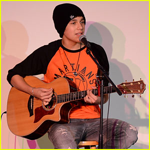 Austin Mahone: Y100 'Say You're Just a Friend' Performance - Watch Now!