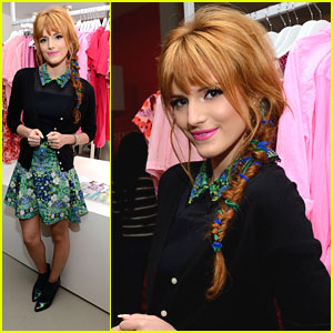 Bella Thorne: Joe Fresh JCP Pop Up Event