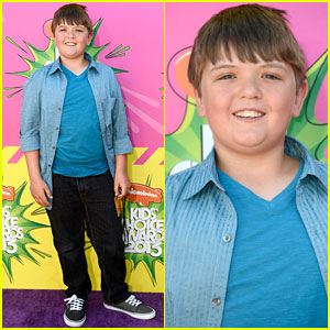 Cole Jensen - Kids� Choice Awards 2013 Red Carpet