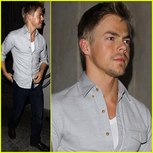 Derek Hough: Sayers Club for Mark Ballas Performance!