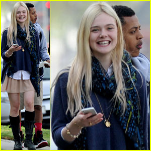 Elle Fanning: Angelina Jolie is the 'Coolest Person'!