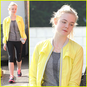 Elle Fanning Wants To Go To College
