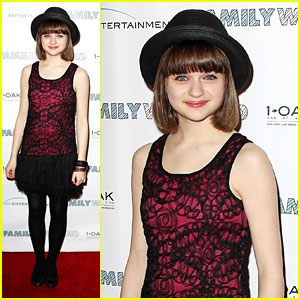 Joey King: 'Family Weekend' Premiere