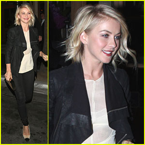 Julianne Hough: Riva Bella Beauty