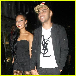 Little Mix's Leigh-Anne Pinnock: Date Night with Jordan Kiffin