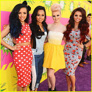 Little Mix - Kids Choice Awards 2013 Red Carpet