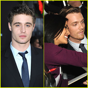 Jake Abel &#038; Max Irons: 'The Host' Premiere
