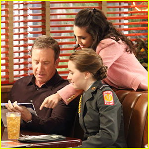 Molly Ephraim is Going To College on 'Last Man Standing'!