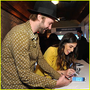 Nikki Reed Gets 'Snap'py at SXSW 2013