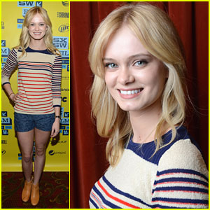 Sara Paxton: 'Bounceback' Photo Call at SXSW 2013