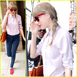 Taylor Swift: Last Concert Tonight in Newark!