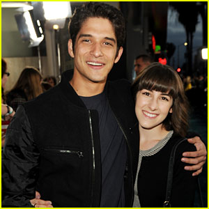 Tyler Posey & Seana Gorlick: 'The Host' Premiere Pair!