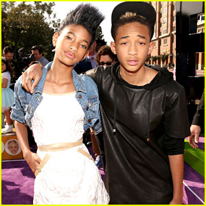 Willow &#038; Jaden Smith - Kids' Choice Awards 2013 Red Carpet