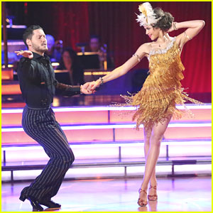 Zendaya & Val Chmerkovskiy: Jive on 'Dancing With The Stars' -- WATCH NOW