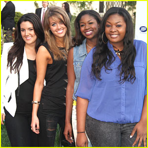 American Idol Girls: BritWeek Festival Fun!