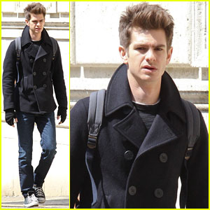 Andrew Garfield: 'Spider-Man' Sunday