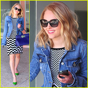 AnnaSophia Robb: 'The Way, Way, Back' Trailer -- Watch Now