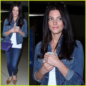 Ashley Greene Steps Out Following Tragic Condo Fire