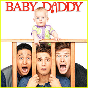 Jean-Luc Bilodeau & Tahj Mowry: New 'Baby Daddy' Poster!