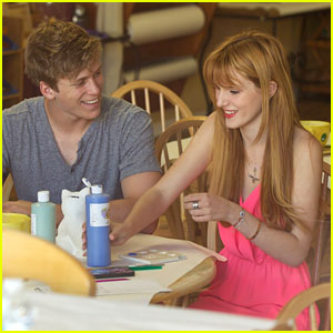 Bella Thorne & Tristan Klier: Color Me Mine Mates