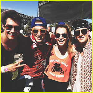 Coachella Gets A 'Big Time Rush'