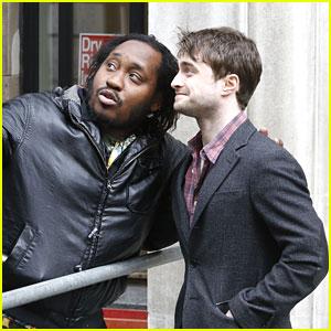 Daniel Radcliffe Chats 'The Cripple of Inishmaan' on BBC Radio 2