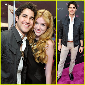 Darren Criss: Material Girl Pop-Up Exhibit