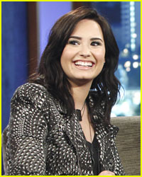 Demi Lovato Blames Broken Leg on Jennifer Lawrence