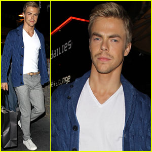 Derek Hough: Mixology 101 Exit