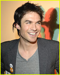 Ian Somerhalder is 'Time Framed'