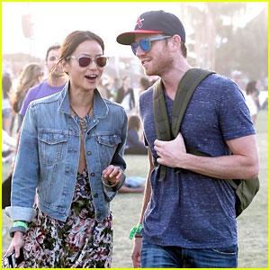 Jamie Chung & Bryan Greenberg: Coachella Couple
