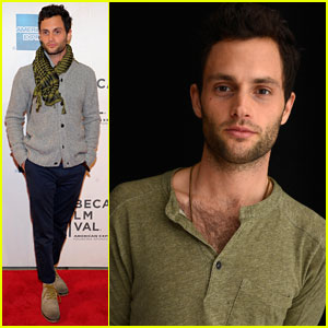 Penn Badgley: 'Greetings From Tim Buckley' Premiere & Portraits