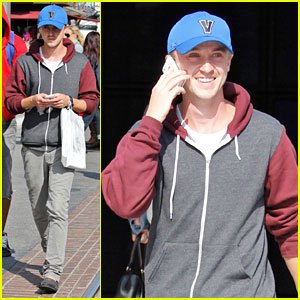 Tom Felton: 'House of Secrets' Reader