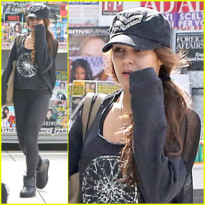 Vanessa Hudgens: WeHo Workout Woman