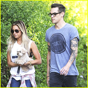 Ashley Tisdale: Back to Blonde -- Again!