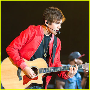 Austin Mahone: Red Tour in Detroit!